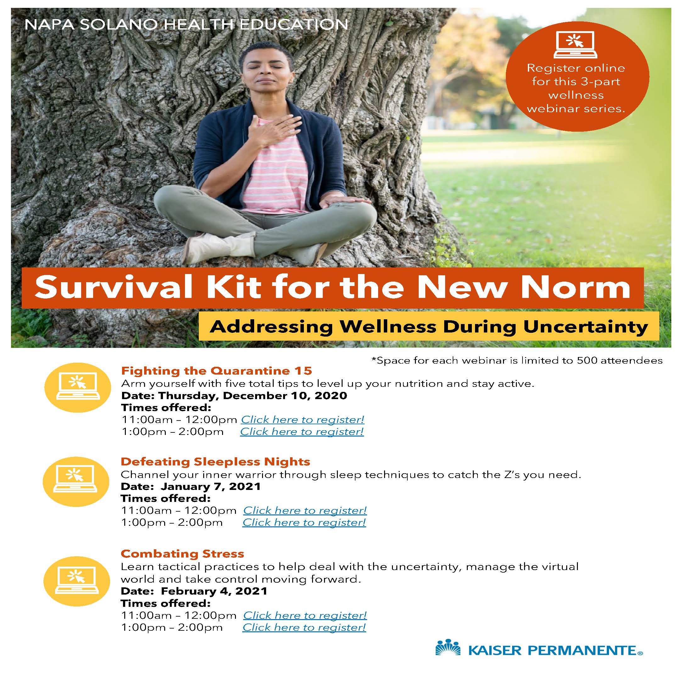Survival Kit for the New Norm  blog featured image