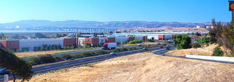 Interstate 680 & Benicia Industrial Park
